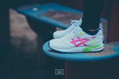 "Asics Wmns Gel Saga ""90s Oddity Pack"" – I like it bunt | Sneaker-Zimmer.de"