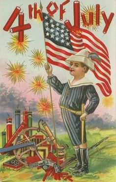 Vintage 4th of July