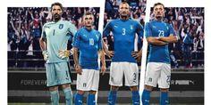 Sejumlah Tim Pamerkan Kostum Baru untuk Piala Eropa 2016 - Kompas.com Bola