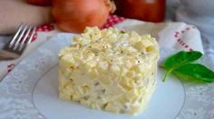Луковый салат по польски | Готовим рецепты