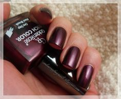 Golden Rose Rich Color 34  #nailpolish #goldenrose #nails