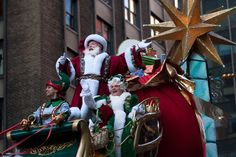 Enjoy the Macys Thanksgiving Day Parade in person!