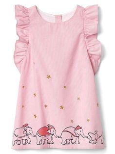 babyGap | Disney Baby Dumbo flutter dress $44.95