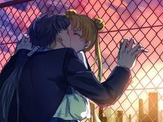 Imagem de sailor moon, anime, and seiya