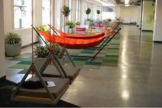 Znalezione obrazy dla zapytania office hammock