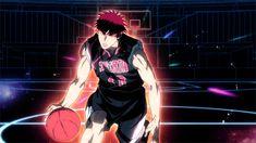 Kuroko no Basket knb Anime Guys, Manga Anime, Anime Art, Kuroko No Basket, Last Game Manga, Naruto Gif, Digital Art Anime, Kagami Taiga, Kuroko Tetsuya