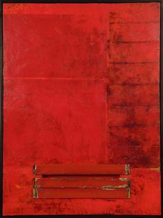 Graceann Warn Minimal Photography, Art Prompts, Encaustic Art, Red Art, Love Art, Painting Inspiration, Art Boards, Collage Art, Sculpture