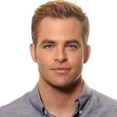 Hairstyle for Luke - Chris Pine haircut