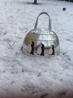 igloo purse