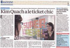 Blog de Kim Ouach, artiste origamiste qui interviendra le samedi 5 avril à 14h30 à la Médiathèque lors d'un atelier.