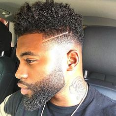Black Hairstyles For Men Fair Black Bearded Men  Beard Love  Pinterest  Haircuts Hair Cuts And