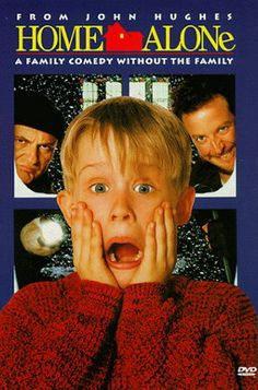 Christmas Time = Home Alone Time  (I can it watch all the time though haha)