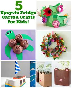 191 Best Earth Friendly Crafts Images Recycled Crafts Recycling