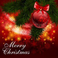 Merry Christmas Vector Wallpaper by JaisonYR on DeviantArt