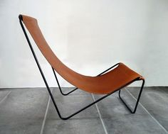 Chair by Michaël Verheyden. this chair is beautiful but fundamentally flawed. really bad seated position as with many leather minimal chairs My Furniture, Modern Furniture, Furniture Design, Futuristic Furniture, Plywood Furniture, Love Chair, Paris Design, Furniture Inspiration, Design Inspiration