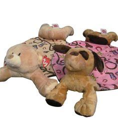 Snuggle Buddy Minky LOVIES  www.bibshoppe.com