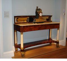 American Empire table