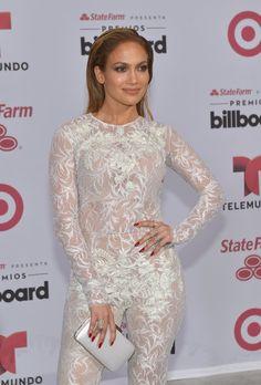 Jennifer Lopez's Latin Billboards Beauty Look Is Just Plain Sexy