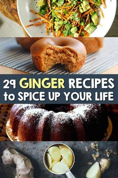 29 Ginger Recipes That Will Spice Up Your Life