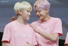 woozi | jeonghan | seventeen