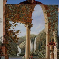 Anfiteatro Romano Painting by Guido Borelli