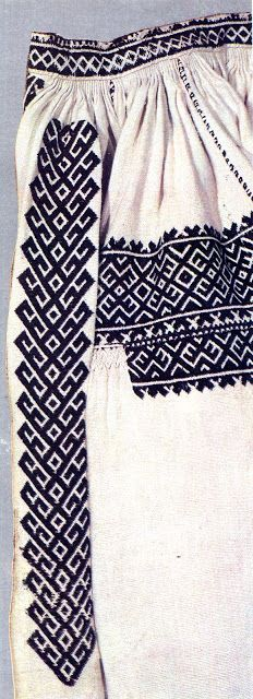 FolkCostume&Embroidery: Nyz embroidery of Eastern Podillia, Ukraine Kasuti Embroidery, Types Of Embroidery, Shirt Embroidery, Embroidery Designs, Ukrainian Dress, Folk Clothing, Ethnic Dress, Folk Costume, American Women