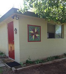 My Quilting Hut  where 4 friends and myself meet every thursday