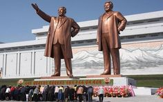 "North Korea called itself ""invincible nuclear государством&quot"