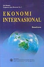 EKONOMI INTERNASIONAL – Boediono