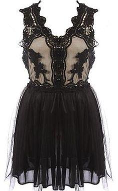 Tulle Enchantment Dress