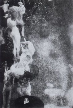 Gustav Klimt. Philosophy. (now destroyed).