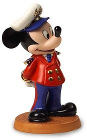 *MICKEY ~ WDCC Disney Classics_Disney Cruise Lines Mickey Mouse Welcome Aboard