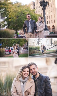 adorable couple after proposal - Downtown Indianapolis Proposal Photography, Engagement Photography, Wedding Couples, Cute Couples, Couple Posing, Couple Photos, Indie, Poses, In This Moment