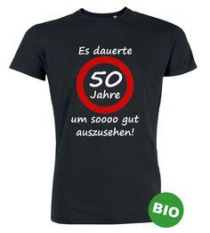 Lustiges T-Shirt zum 50. Geburtstag.