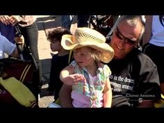 Check out this video about the Parada Del Sol Parade in Scottsdale, Arizona.
