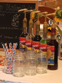 our life in a click: {Pinned} Italian Soda Bar