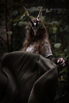 Fantasy | Magic | Fairytale | Surreal | Myths | Legends | Stories | Dreams | Photographer: Fabio Interra Hair/Makeup: Stefania Gilardi Model: Alessandra Barbieri