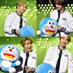 150621 | #BIGBANG #BIGBANGMADETOUR In ShangHai  DAY 3 >>> #DAESUNG — #DORAEMON #DAESUNG = OTP ((©13菇帅帅)) i'm really in love with her HQs since Day 1~ so nice ♡~ you like?