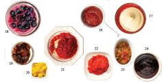 Toppings for sandwiches | SAVEUR