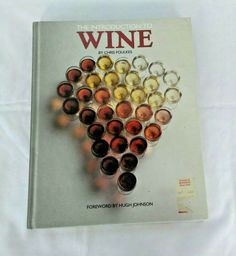 The Introduction to Wine History & Making BOOK by Chris Foulkes Hardcover 1986 Black Sesame Ice Cream, Cake Games, Cooking Supplies, Pumpkin Spice Cupcakes, Secret To Success, Energy Balls, Few Ingredients, New World Order