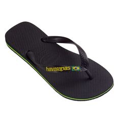 The best store to buy an authentic and genuine Havaianas! Shop today! Havaianas Brazil Logo Black Flip Flop @www.flopstore.com https://www.flopstore.com/com_english/havaianas-brazil-logo-black-flip-flop-17188.html
