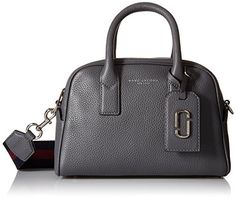 Marc Jacobs Small Gotham Bauletto Handbag, Shadow ** To view further for this item, visit the image link.