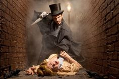 Jack the Ripper London's Serial Killer of 5 street prostitutes in 1888 around Whitechapel and the East End over 71 days. Mary Jane Kelly, Mary Ann Nichols, Nightmare Haunted House, Joshua Hoffine, Jack The Ripper Identity, Paulette Magazine, 10 Interesting Facts, Interesting History, Horror House