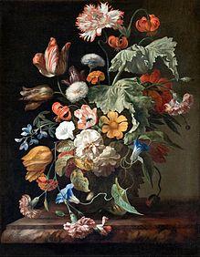 Resultado de imagen de rachel ruysch paintings