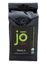 WICKED JO: 12 oz, Dark Organic French Roast Coffee, Whole Bean Arabica Coffee, Great Brewed or Espresso, USDA Certified Organic, Fair Trade Certifie //  Description • Jo Coffee is a subsidiary coffee business and trademarked brand of Specialty Java Inc., (Founded 2002) and is a member of the Specialty Coffee Association of America, The Roaster's Guild, Rainforest Alliance, Fair Trade USA and Slow// read more >>> http://Jarvis590.tca9.com/detail3.php?a=B00G1S1DB0