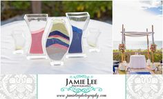 8th Avenue South | Naples Wedding Photographer | Jamie Lee Photography | Outdoor Beach Ceremony | Include Children in Sand Ceremony | Carrie Darling Events