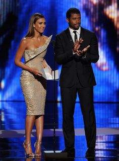 Pin for Later: Celebrities Share the Spotlight With Sports Stars at the ESPYs