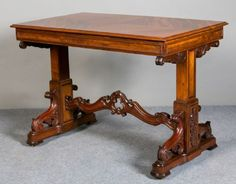 Victorian Metamorphic Centre Table. c1870