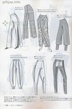 Fashion Sketches 746049494511103878 - Fashion Design Sketches 607634174707461922 – So cool to see vintage patterns.we can recreate with modern touch! Fashion Design Sketchbook, Fashion Design Drawings, Fashion Sketches, Clothes Draw, Drawing Clothes, Pants Drawing, Diy Fashion, Ideias Fashion, Vintage Fashion
