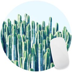 Cactus II Mouse Pad Decal